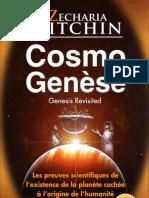 Zecharia Sitchin - CosmoGenese