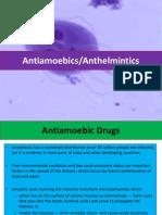 Antiproto & Anthelmintics