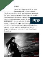 YOANI The Film testo ITALIANO campagna Kickstarter