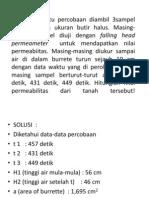 PPT Air Tanah