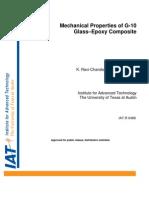 G10 Compressive Properties