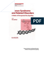Martin Zenker-Noonan Syndrome and Related Disorders - A Matter of Deregulated Ras Signaling (Monographs in Human Genetics Vol 17)-S. Karger AG (Switzerland) (2009)