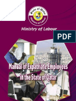 Manual of Employment - Qatar