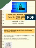 Survival Part 5