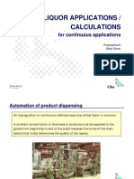 Calcul. of Cont Applications