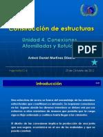 Conexiones Atornilladas y Rotulas.pptx