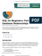SQL for Beginners_ Part 3 – Database Relationships _ Nettuts