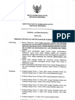 Sk Ketua Ma Nomor 142_kma_sk_ix_2011 Tentang Pedoman Penerapan Sistem Kamar Di Ma.