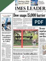 Times Leader 05-08-2013