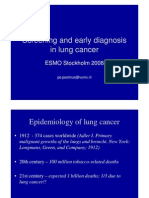 Screening and Early Diagnosis in Lung Cancer.ppt