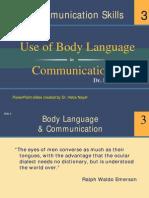 Body Language Summary 2