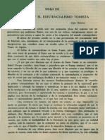 Herrera Ligia - Siglo XX Maritain y El Existencialismo Tomista