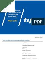 Guia de Uso Imagen Tyco Distribuidor Autorizado Mayo2013