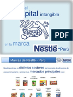 Presentacion de Nestle