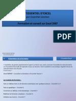 Essentiel Gestion - l'Essentiel Excel - Oct 2010