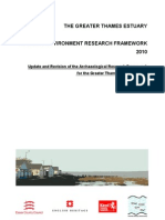 The Greater Thames Estuary Historic Environment Research Framework