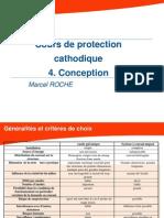 Protection Cathodique