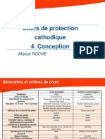 Protection Cathodique