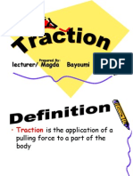 Traction p