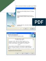 Manual de Instalacion de MySQL 5 5