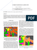 Advances in Object Based Image Classification