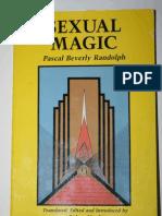 Pascal Beverly Randolph - Sexual Magic