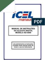 AD-5000 Manual
