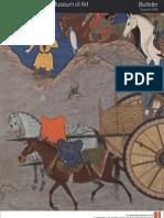 Ettinghausen, Richard, And Marie Lukens Swietochowski. -Islamic Painting.-