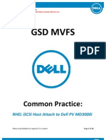 Common Practice MD3000i RHEL Ver1.2