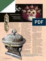 ART OF BONE - Tibetan use of Human Bones in Buddhist Ritual