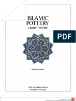 Jenkins, Marilyn. -Islamic Pottery-A Brief History.- The Metropolitan Museum of Art Bulletin, V. 40, No. 4 (Spring, 1983).