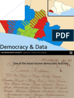 Democracy and Data by Anthony Zacharzewski