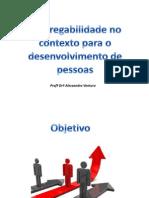 Empregabilidade No Contexto Para o Desenvolvimento de Pessoas