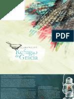 Alabanzaré - Refugio de Gracia - booklet-kickstarter
