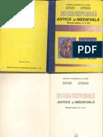 Manual istorie clasa V