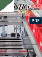Logistics Business Magazine - February 2013