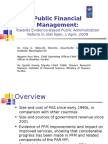 2009-04-01 Towards Evidence-Based Public Administration Reform in Viet Nam