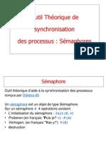 Cours Semaphore