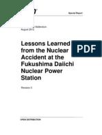 INPO 11-005 Fukushima Addendum 1