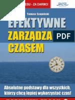 darmowy ebook Efektywne_zarzadzanie_czasem