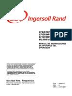 Manual de Operacion Ingersoll Rand