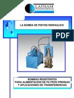 Ram Pump Brochure Spanish