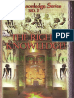 77548304 Right Knowledge Series 2 the Right Knowledge