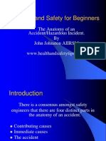 The Anatomy of an Accident or Hazardous Incident Show