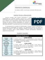 Proposta Comercial - Sisprinter