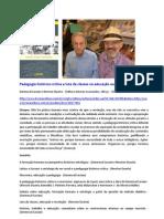 Pedagogia histórico-crítica e luta de classes na educação escolar