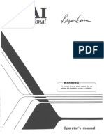 Akai MPC60 v2.0 Manual
