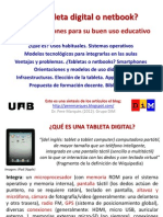 Tablet Digital Aula