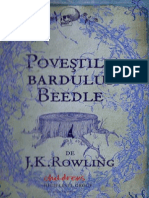 ROWLING, J.K. - Povestile Bardului Beedle