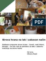Sirova Hrana Na Lak i Zabavan Nacin